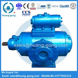 Tipo Tri-Lobe de alta presión de bomba de aceite residual