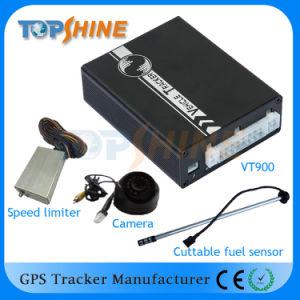 Conversación de dos vías, rastreador de GPS con corte de Alerta de alimentación externa