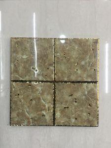 de 300*300mm Verglaasde Tegel van de Badkamers van het Porselein Rustieke (5K017)