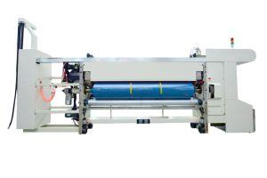 Haut de gamme et d'impression flexo mortaisage Machine Die-Cutting Carton