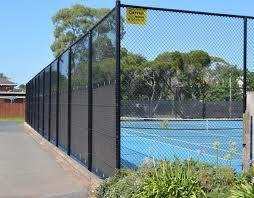 Decorative résidentiel/jardin/piscine La protection de la chaîne de panneaux de clôture de sécurité de lien