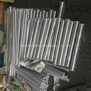 Tubo premuto sanitario dell'acciaio inossidabile