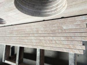 De gouden TegenBovenkant van het Graniet van de Steen van de Zijde voor Keuken, Badkamers