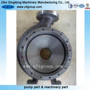 La arena de mecanizado CNC fundición de acero inoxidable Bomba/cuerpo de la bomba