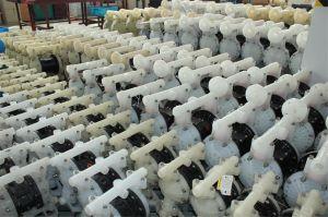Rd 2 Zoll-rostfeste landwirtschaftliche Bewässerung-Plastikmembranpumpe