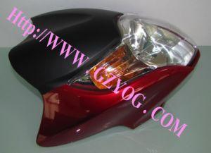 Faro de accesorio. Dmotorcycle piezas, Faro de la Motocicleta Bajaj Disover-135