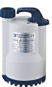 Submersible di plastica Pump 250W