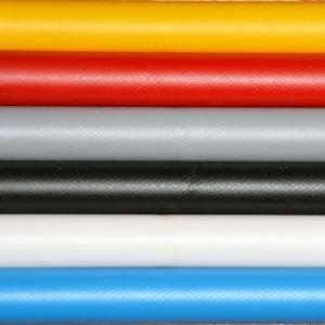 22 Oz recubierto de PVC de alimentación de la fábrica de lona