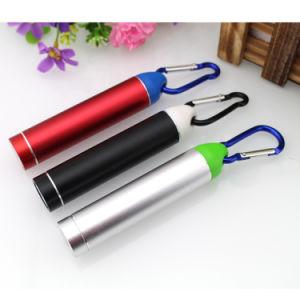 Promoción de carga de viaje USB 2600mAh Banco de potencia para Smartphone