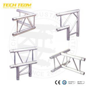modi di alluminio del fascio sei dell'angolo del contenitore di zipolo di 289mm