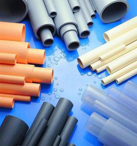 De plastic Hars Sg3/Sg5/Sg8 van pvc van Grondstoffen