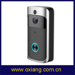 Macchina fotografica visiva domestica astuta del campanello del citofono di WiFi della video batteria senza fili del telefono dell'anello del sistema di obbligazione di Peephole del campanello