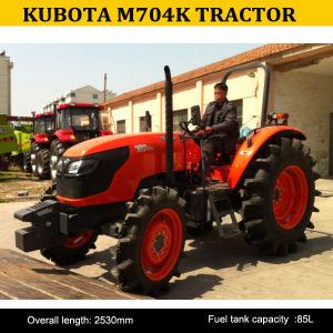 Les tracteurs compacts de Kubota tracteur utilisé M704k, Tracteur compact à bas prix M704k
