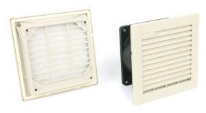 Gehäuse-Panel-Entlüfter-axialer Ventilator-Filter des Schrank-Fk7722