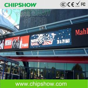 P10 commerciale Chipshow Outdoor plein écran LED de couleur