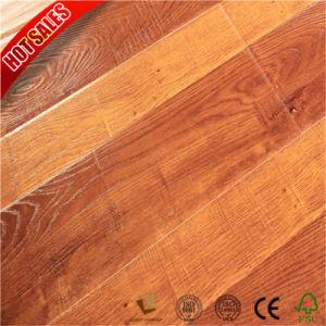 Australia Elesgo suelo laminado de madera de teca la línea de producción