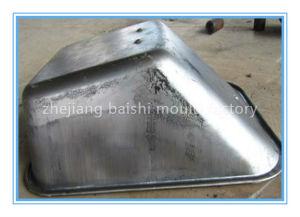 Carriola dello strato del carbonio dell'acciaio inossidabile che timbra muffa