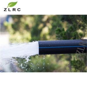 PE Materiële HDPE van de Watervoorziening van het Water Plastic Pijp Pn10