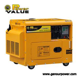 Значение мощности 3 КВА 220V ультра тихие дизельных генераторов, генератор для использования в домашних условиях