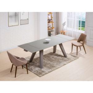 La moderna fábrica de cristal de hielo juegos de mesa de comedor para oficina en casa