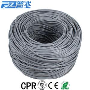 RJ45 FTP Cat5e4 Cable de conexión de red de ordenadores