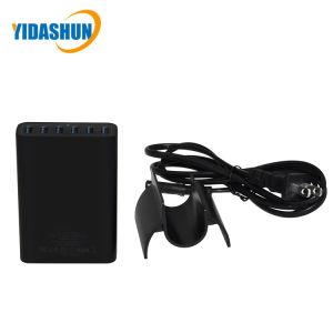 Smart настенное зарядное устройство USB 6 порт USB зарядной станции для настольных ПК для мобильного телефона
