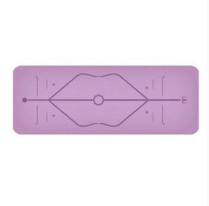 Estera Del Yoga Pad 5 mm de espesor Non-Slip Gym Fitness Pilates