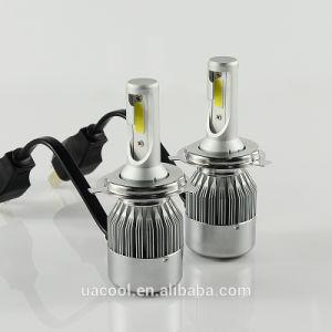 自動霧ランプLEDのヘッドライトC6 6000K 36W 3600lm