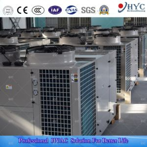 condizionamento d'aria di raffreddamento 65ton e di riscaldamento industriale dell'unità del pacchetto del tetto