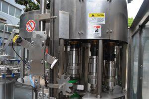 Alto desempenho de plantas de enchimento automático de água pura