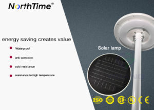 30WよいデザインBridgelux LEDの太陽庭ライト