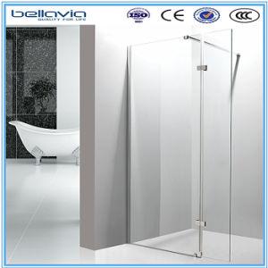 vetro della radura di 6mm, con l'allegato dell'acquazzone del portello/doccia/baracca mobili dell'acquazzone