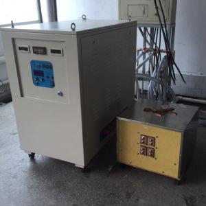 100kw 380Vの中間周波数の分割誘導電気加熱炉(GYM-100AB)