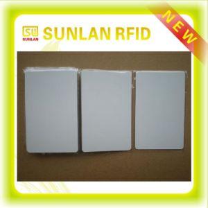 Scheda di superficie lucida in bianco poco costosa del PVC della plastica per la stampante di Epson