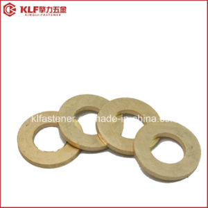 Rondelle plate en laiton DIN125/DIN9021
