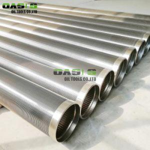 Cilindro del tubo del collegare del cuneo dell'acciaio inossidabile di buona qualità
