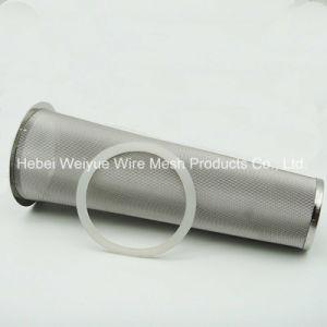 Venta caliente de acero inoxidable Filtro de malla de alambre tejido Disc