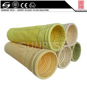 Sacchetti materiali di filtro dell'aria dell'animale domestico di alba per i collettori di polveri