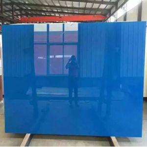 Cozinha e Casa de novo mobiliário pintado Preço de vidro