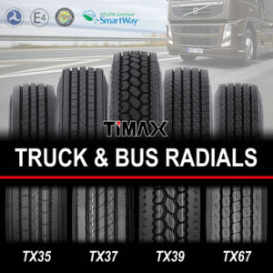 USA DOT Driving 295/75r22.5 Radial Truck und Bus Tires-J2