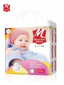 Recurso Impresso Ultra-Soft puxe as fraldas para bebés