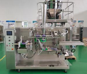 Big Zipper Bag Filling-Closing estanqueidade da linha de produção de máquinas
