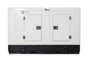 Gruppo elettrogeno insonorizzato di protezione dell'ambiente per energia elettrica