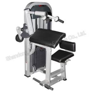 Equipamento de ginásio comercial Máquinas Selectorised pino carregado a máquina