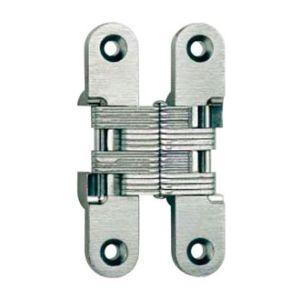 De aço inoxidável 304 Invisível escondido da dobradiça da dobradiça da dobradiça de porta para porta de madeira da porta de aço (HSC001)