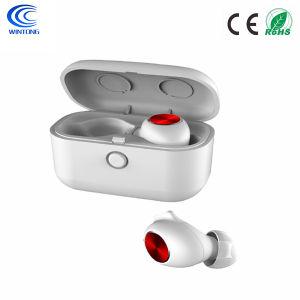 Esportes Invisível Tws Universal executando o Toque do fone de ouvido sem fio de 5,0 Verdadeiro Mini fone de ouvido Bluetooth