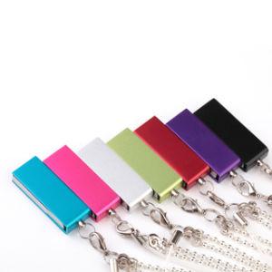 Mini-métal pivotant UDP Custom lecteur Flash USB 8 Go de 16Go et 32 Go à 64 GO USB pour la promotion de trousseau