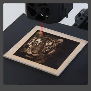 4en1 Toydiy Ecubmaker 180*180*180mm Fdm CNC Doble láser impresora 3D en una sola