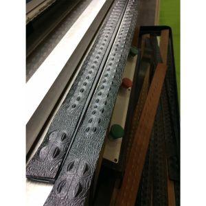 Ceinture en cuir de marque le gaufrage de la machine pour ceinture de cuir Making Machine