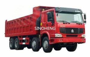 de Vrachtwagen van de 336HPSinotruk HOWO 8X4 Tipper/12wheels Stortplaats voor Verkoop